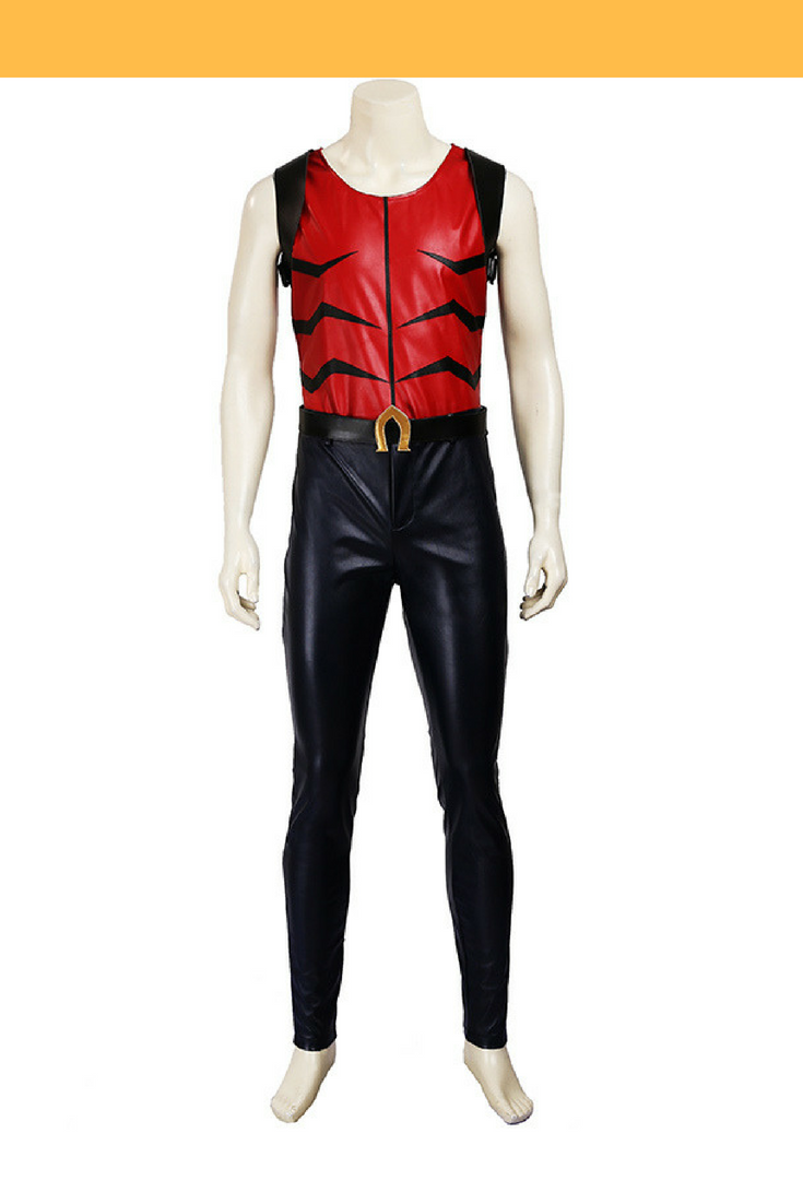 Aqualad Young Justice League Cosplay Costume