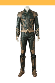 Cosrea DC Universe Aquaman Justice League Cosplay Costume