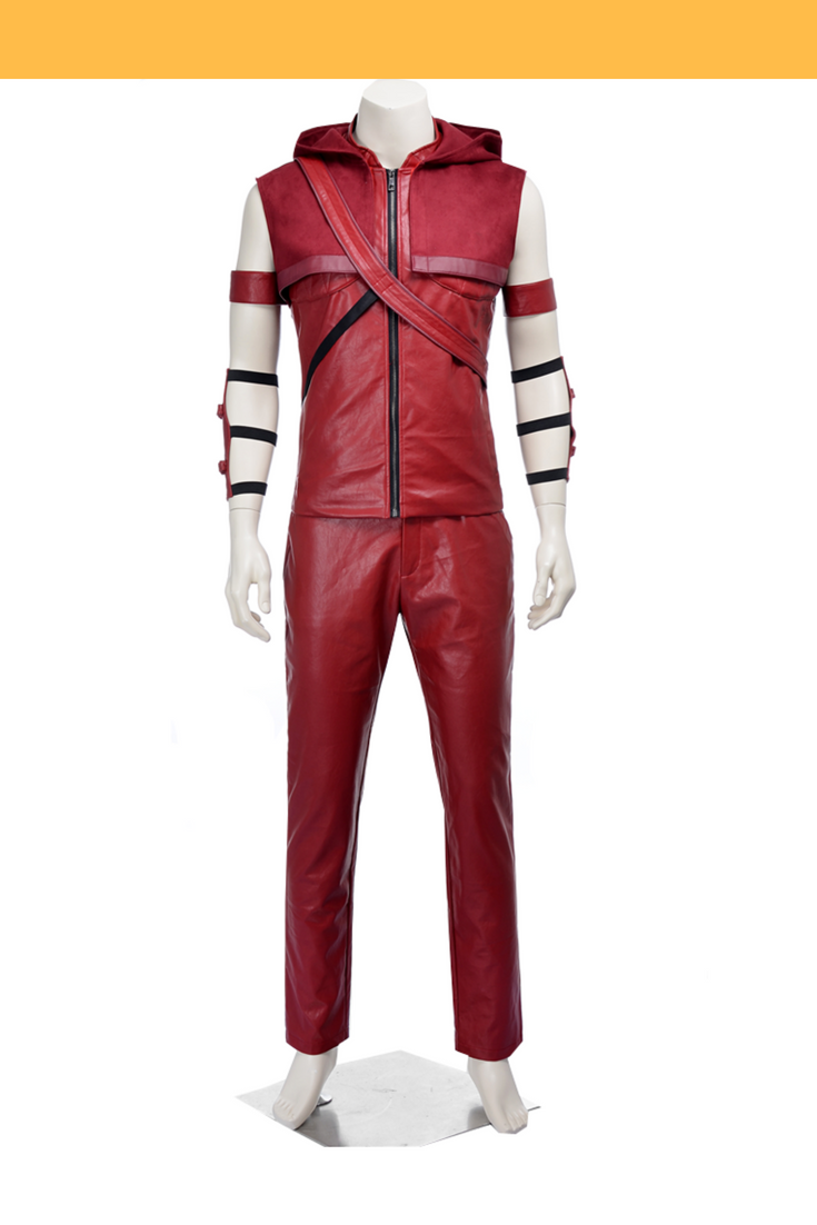 Arsenal Roy Harper Season 2 Cosplay Costume