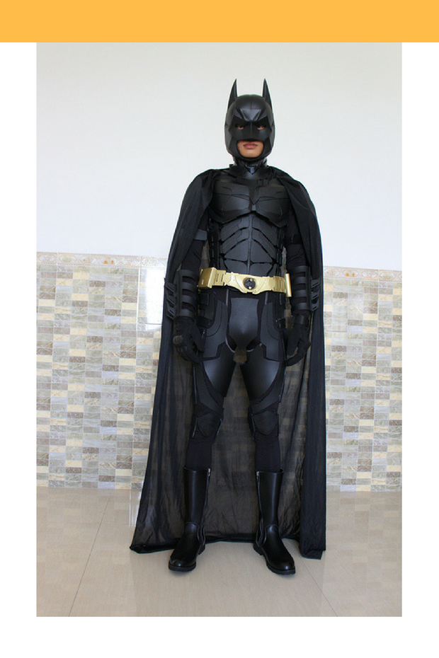 Batman Dark Knight Custom Armor Cosplay Costume - Cosrea Cosplay