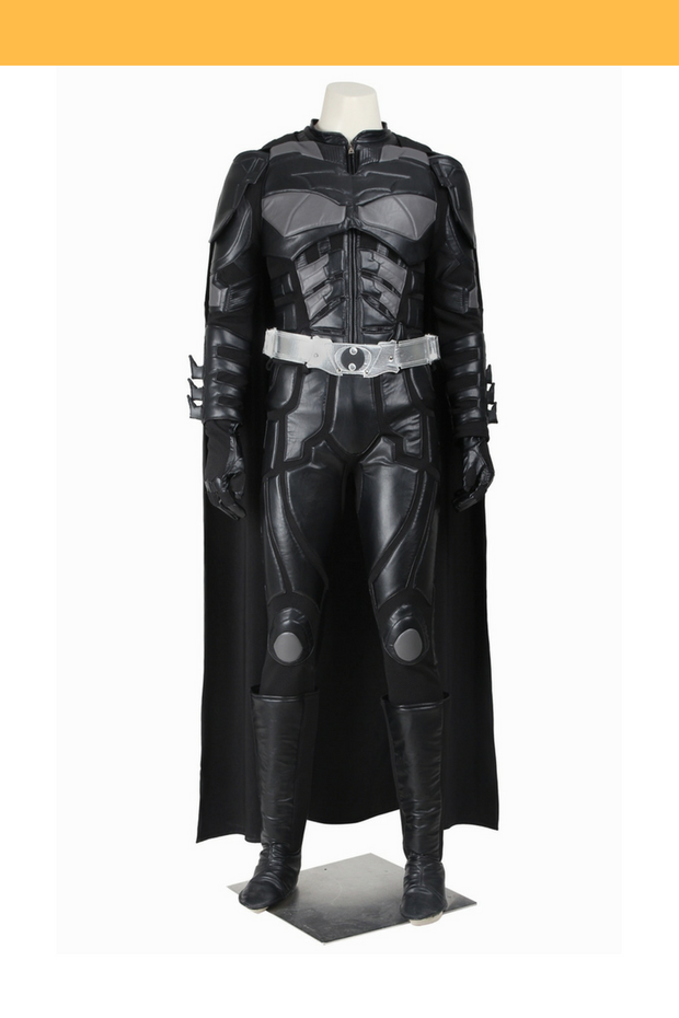 Cosrea DC Universe Batman The Dark Knight Rises Cosplay Costume