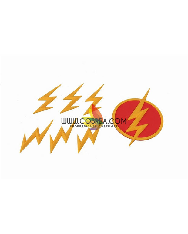 Cosrea DC Universe Flash Barry Allen Season 2 Option A Cosplay Costume
