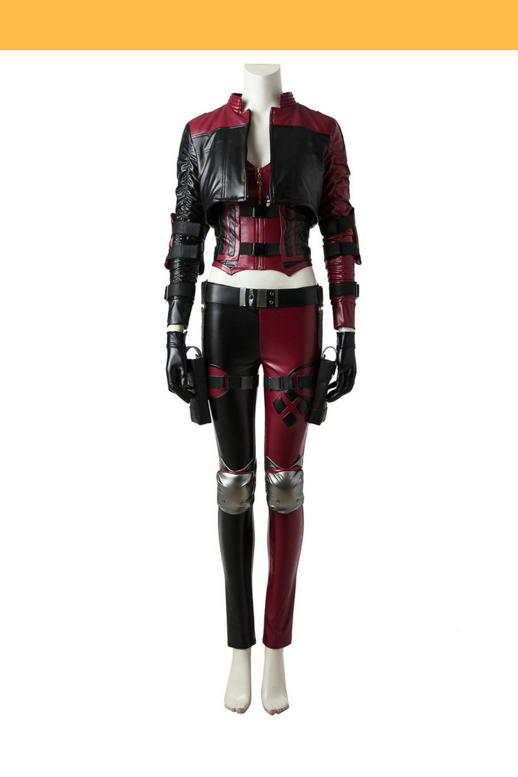 Harley Quinn Injustice 2 Cosplay Costume