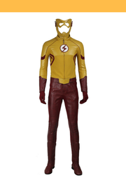 Cosrea DC Universe Kid Flash Season 3 Cosplay Costume