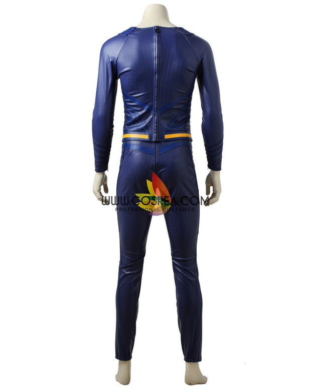Cosrea DC Universe Superman Justice League Cosplay Costume