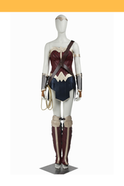 Wonder Woman Justice League Cosplay Costume - Cosrea Cosplay