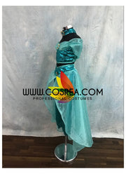 Girls Size Jasmine Sequin Fabric Cosplay Costume - Cosrea Cosplay