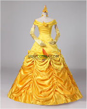 Cosrea Disney Beauty And Beast Belle Park Inspired Cosplay Costume