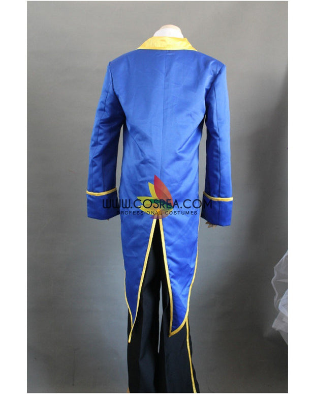 Cosrea Disney Beauty And Beast Prince Classic Satin Cosplay Costume