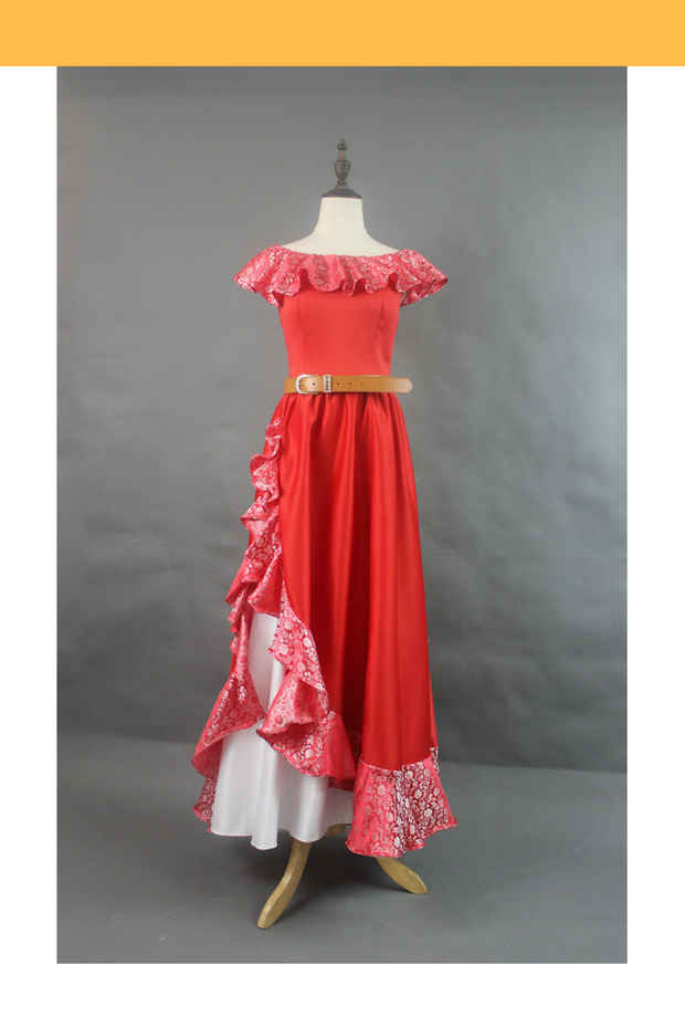 Elena Of Avalor Cosplay Costume - Cosrea Cosplay