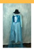 Cosrea Disney Girls Frozen Elsa Ice Queen Cosplay Costume