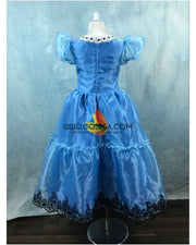 Cosrea Disney Girls Size Alice In The Wonderland Cosplay Costume