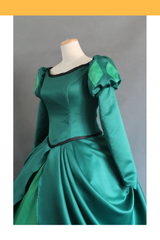 Little Mermaid Ariel Classic Green Cosplay Costume