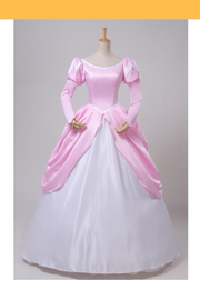Cosrea Disney Little Mermaid Ariel Classic Pink Cosplay Costume