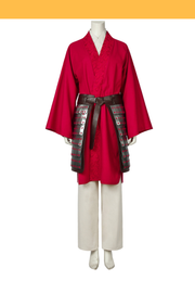 Cosrea Disney Mulan Movie Cosplay Costume