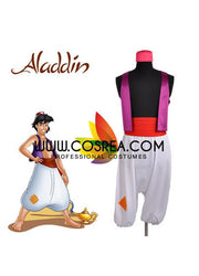 Cosrea Disney No Option Aladdin Classic Complete Cosplay Costume