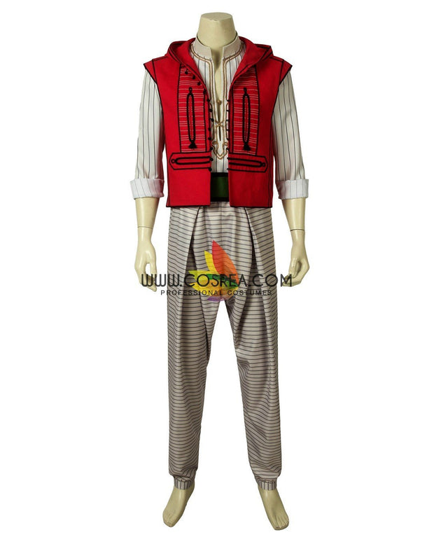 Cosrea Disney No Option Aladdin Live Action Movie Cosplay Costume