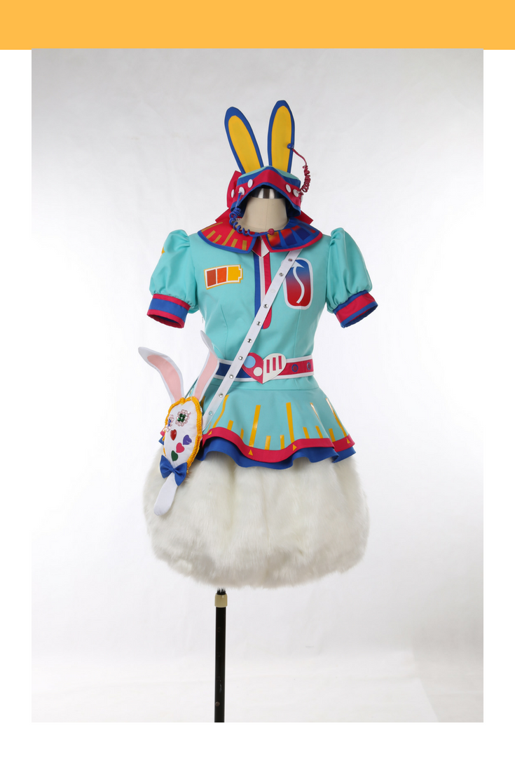 Copy of Donald Duck TDL Parade Bunny Cosplay Costume - Cosrea Cosplay