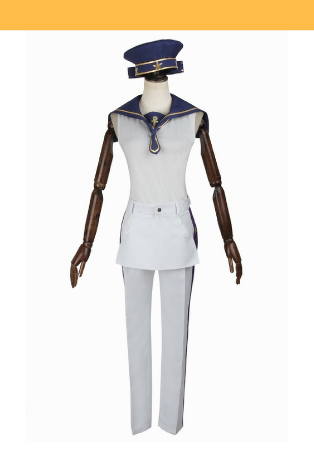 Duffy Sweet 2011 Sailor Cosplay Costume - Cosrea Cosplay