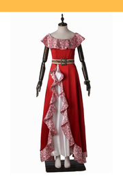 Elena Satin Brocade Cosplay Costume - Cosrea Cosplay