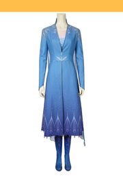 Cosrea Disney No Option Frozen 2 Elsa Cosplay Costume