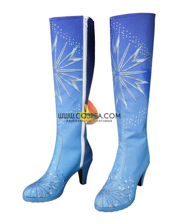 Cosrea Disney No Option Frozen 2 Elsa Preset Size Only Cosplay Costume
