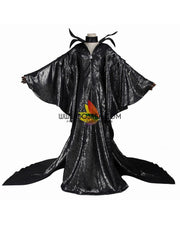 Cosrea Disney No Option Maleficent Textured Fabric Cosplay Costume