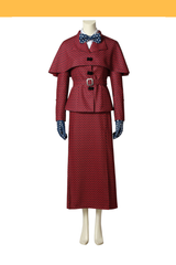 Mary Poppins Returns Belle Tiered Cosplay Costume