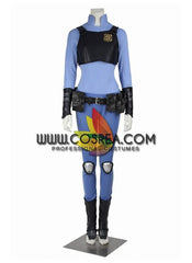 Zootopia Judy Hopps ZPD Uniform Cosplay Costume
