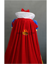 Cosrea Disney Snow White Classic Velvet Cosplay Costume