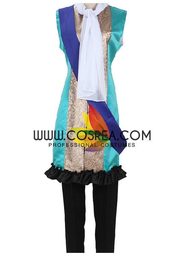 Cosrea F-J APH Hetalia France Formal Cosplay Costume