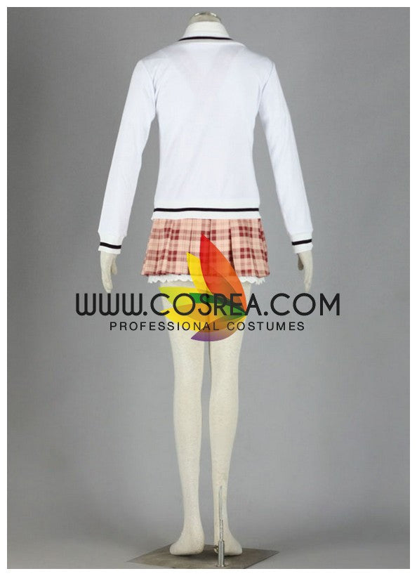 Hetalia World W Academy Female Winter Cosplay Costume - Cosrea Cosplay