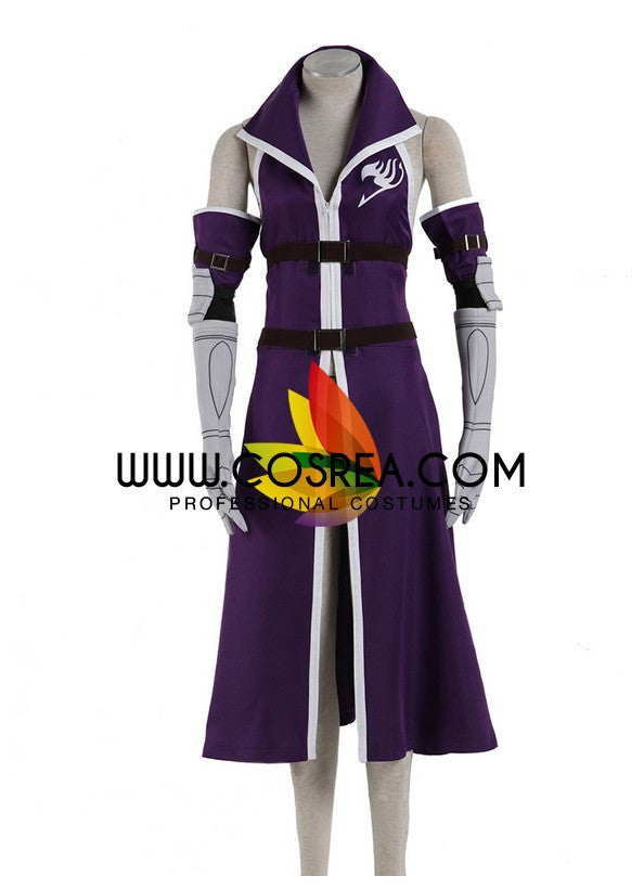 Fairy Tail Erza Grand Magic Games Cosplay Costume - Cosrea Cosplay