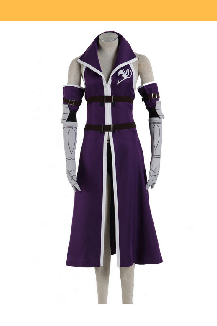 Fairy Tail Erza Grand Magic Games Cosplay Costume Cosrea Cosplay
