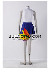 Fairy Tail Erza Scarlet Casual Cosplay Costume