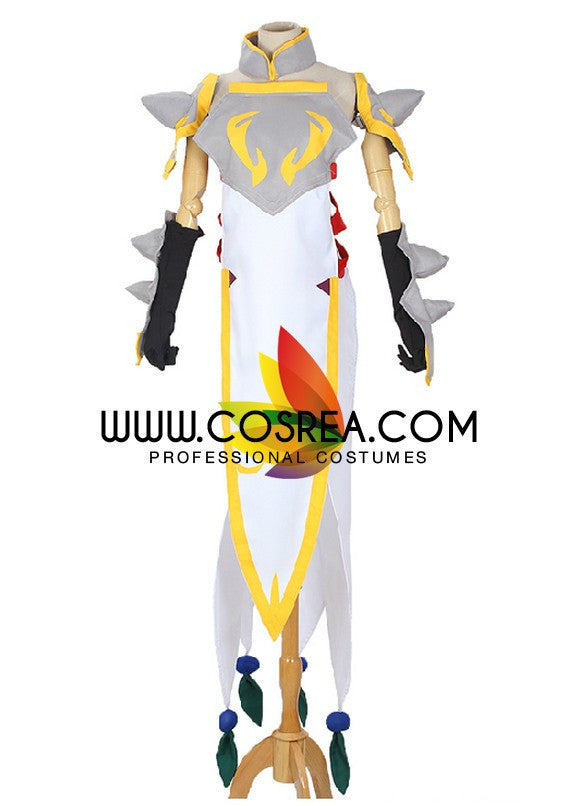Fairy Tail Erza Scarlet Lightning Empress Cosplay Costume - Cosrea Cosplay