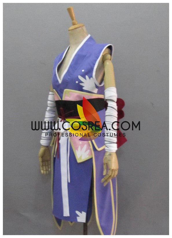 Fairy Tail Erza Scarlet Robe of Yuen Cosplay Costume - Cosrea Cosplay
