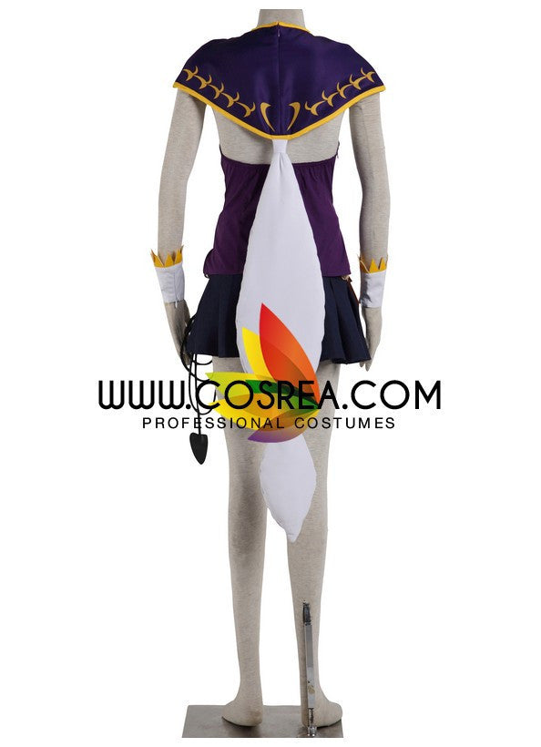 Cosrea F-J Fairy Tail Lucy Grand Magic Games Cosplay Costume