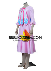 Fairy Tail Mavis Vermilion Cosplay Costume