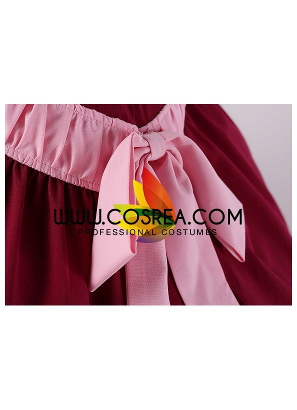 Fairy Tail Mirajane Strauss Cosplay Costume - Cosrea Cosplay