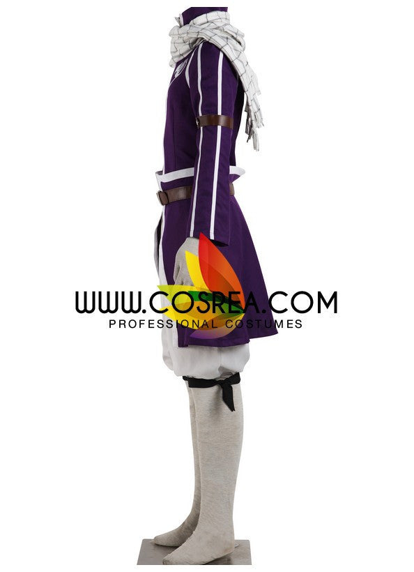 Fairy Tail Natsu Grand Magic Games Cosplay Costume - Cosrea Cosplay