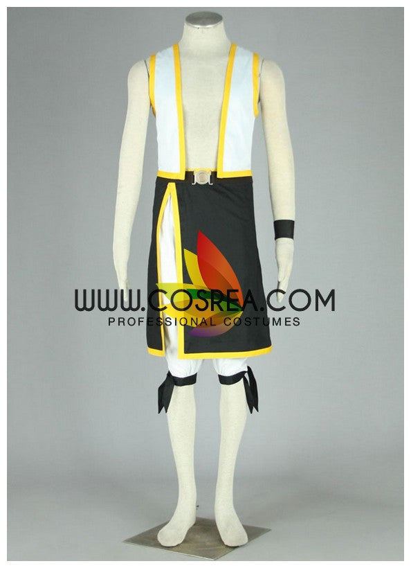Fairy Tail Natsu Season 2 Cosplay Costume - Cosrea Cosplay
