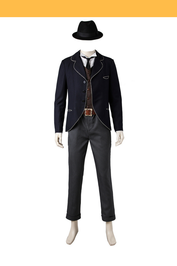 Fantastic Beasts And Where To Find Them Credence Barebone Cosplay Costume