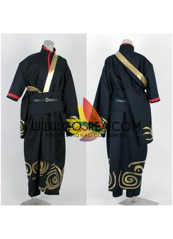 Gintama Gintoki Sakata Golden Cosplay Costume - Cosrea Cosplay