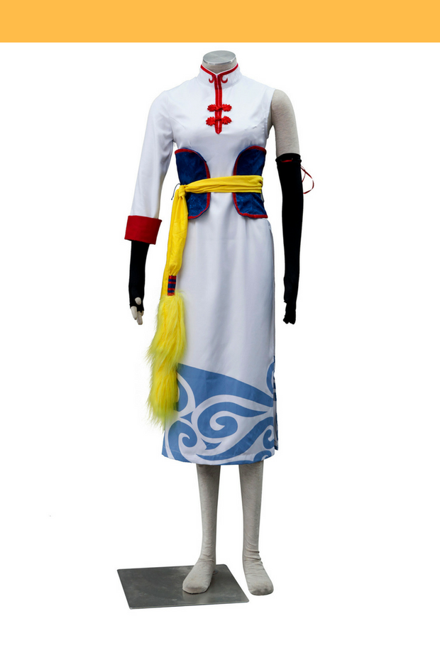 Gintama Kagura Movie Complete Cosplay Costume - Cosrea Cosplay