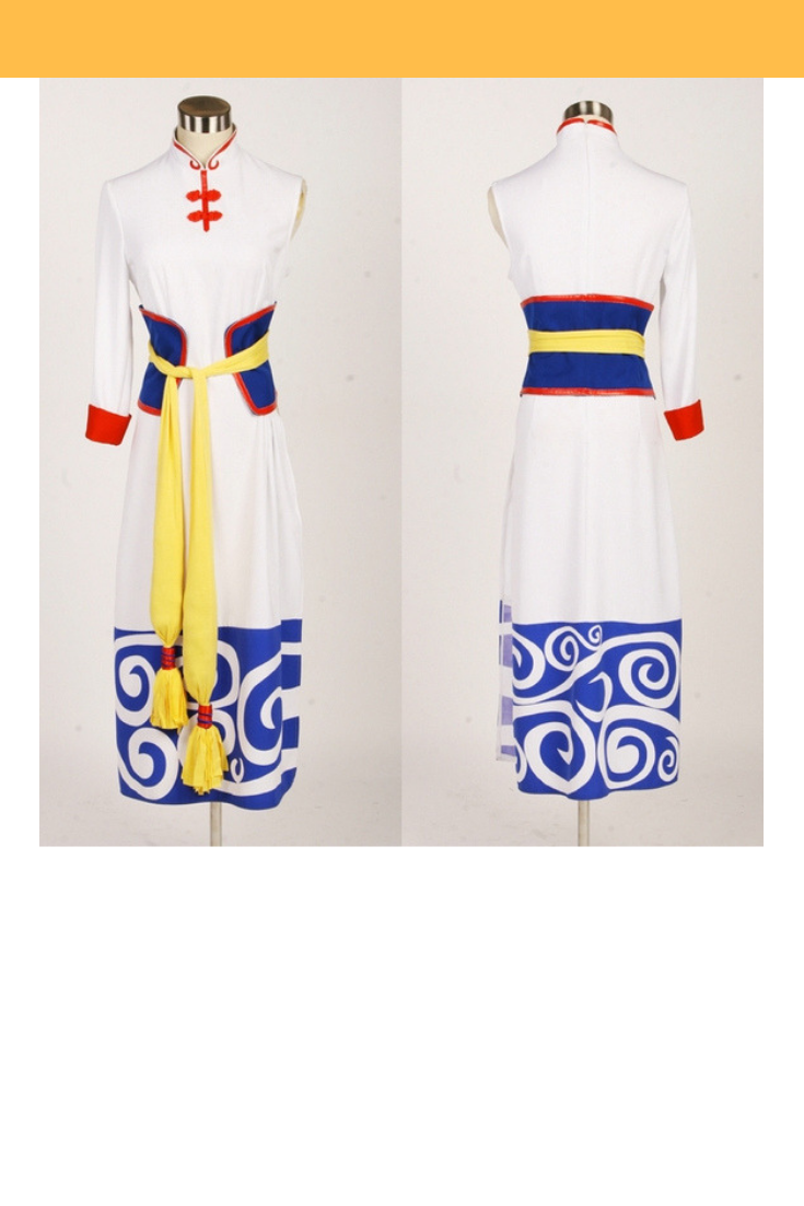 Gintama The Movie The Final Chapter Kagura Cosplay Costume