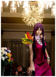 Gundam 00 Tieria Erde Evening Gown Cosplay Costume - Cosrea Cosplay