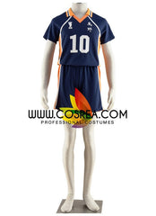 Haikyuu Karasuno High 10 Cosplay Costume