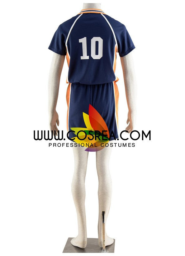 Haikyuu Karasuno High 10 Cosplay Costume - Cosrea Cosplay