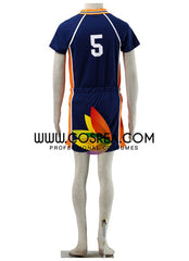 Haikyuu Karasuno High 5 Cosplay Costume